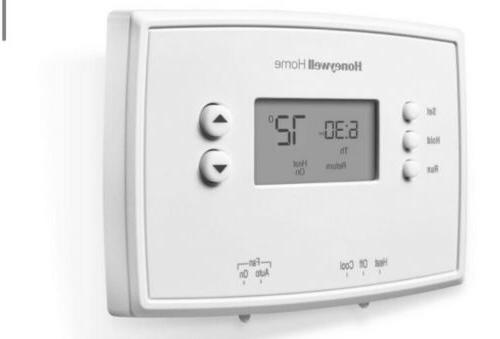 Honeywell Basic Programmable Thermostat $19.95