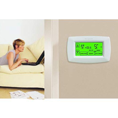 Honeywell Home Programmable Touchscreen