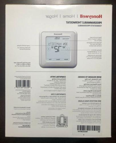 Honeywell Home RTH8560D Day Programmable