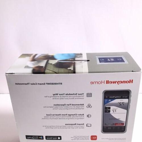 Honeywell RTH9585WF1006 Color Thermostat R26