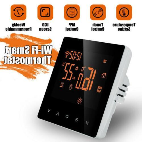 Home Wireless Heated LCD Screen