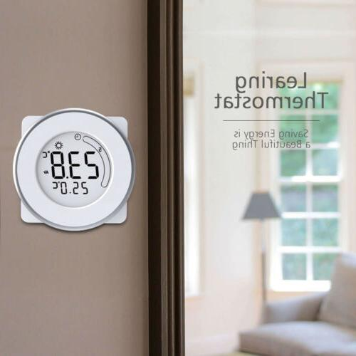 Home Smart WiFi Thermostat Digital Temp Remote Control