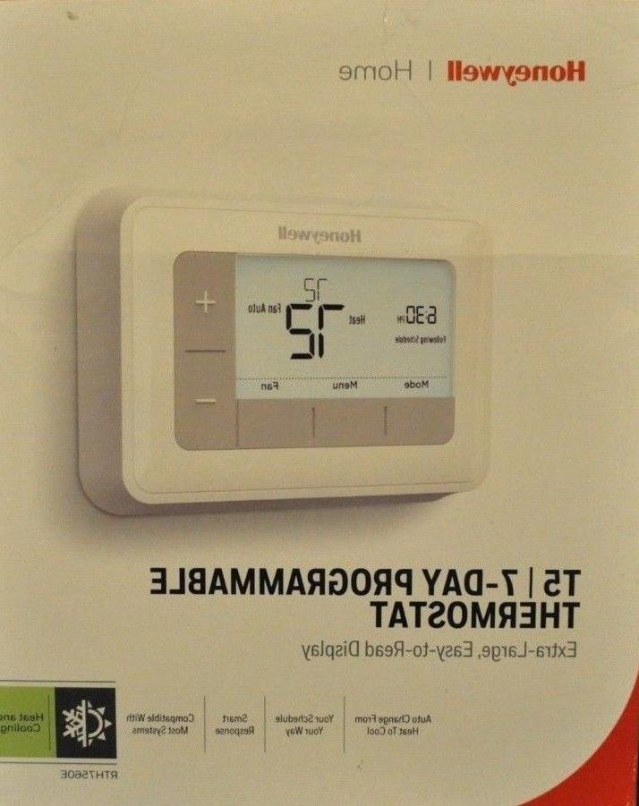 home t5 7 day programmable thermostat rth7560e