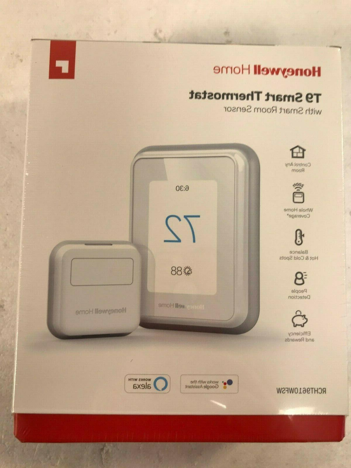 home t9 wifi smart thermostat with roomsmart
