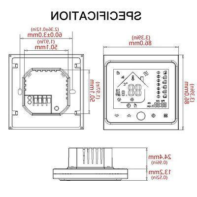 Home Smart LCD Room APP