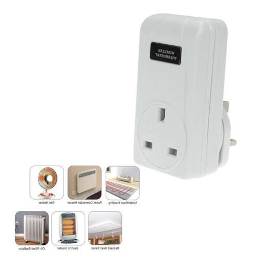 Home Wireless In Thermostat Heating Temperature