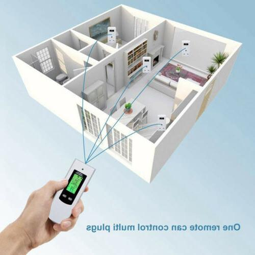 Home Wireless In Heating Temperature