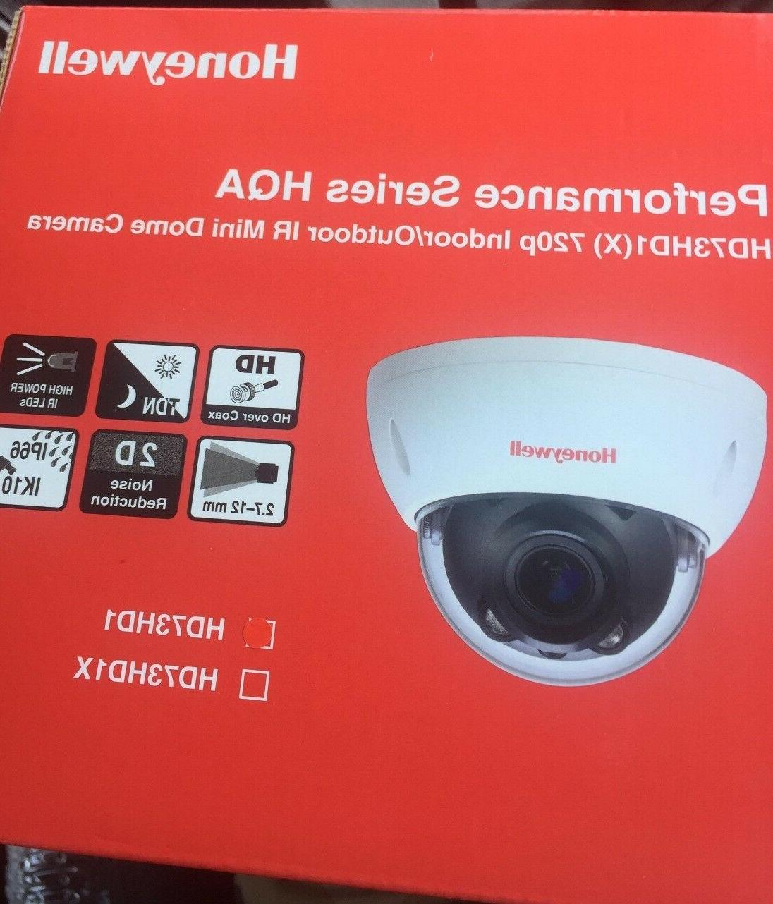 honeywell security camera performance series HQA indoor/outd