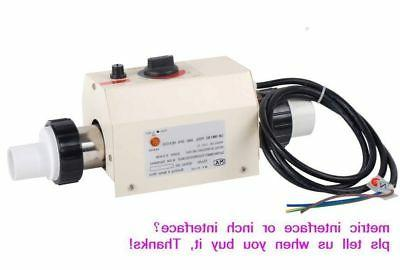 Hot New 2KW water heater thermostat for home swimming pool &