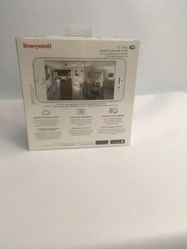Indoor Camera Honeywell, Camera