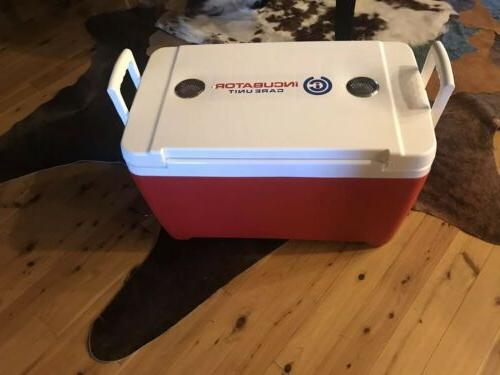 large portable incubator puppy kitten litter 12