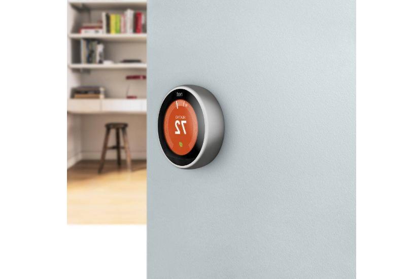 Nest Thermostat Gen 3 Works with Alex