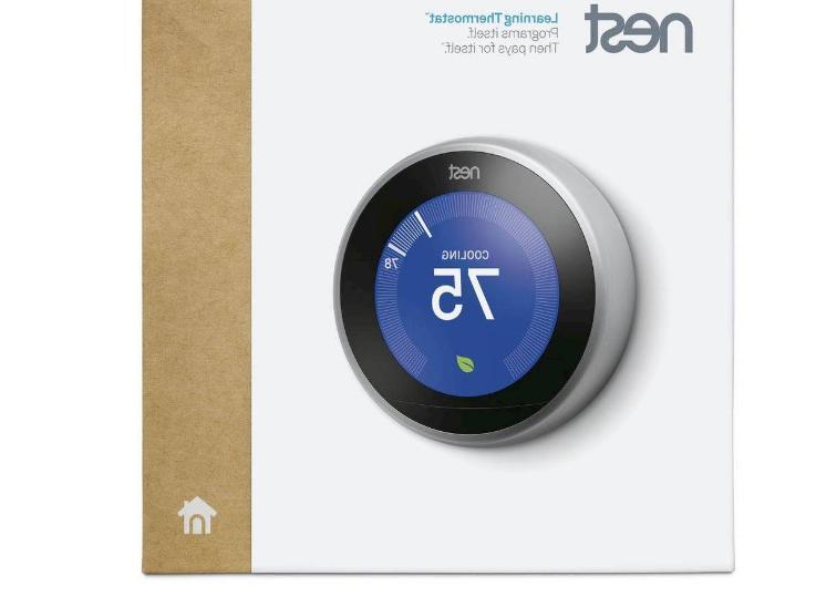Nest Programmable Thermostat 3 Works Amazon Alex