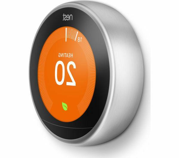 Nest Smart 3rd Generation Google Alexa-Brand New-Sealed