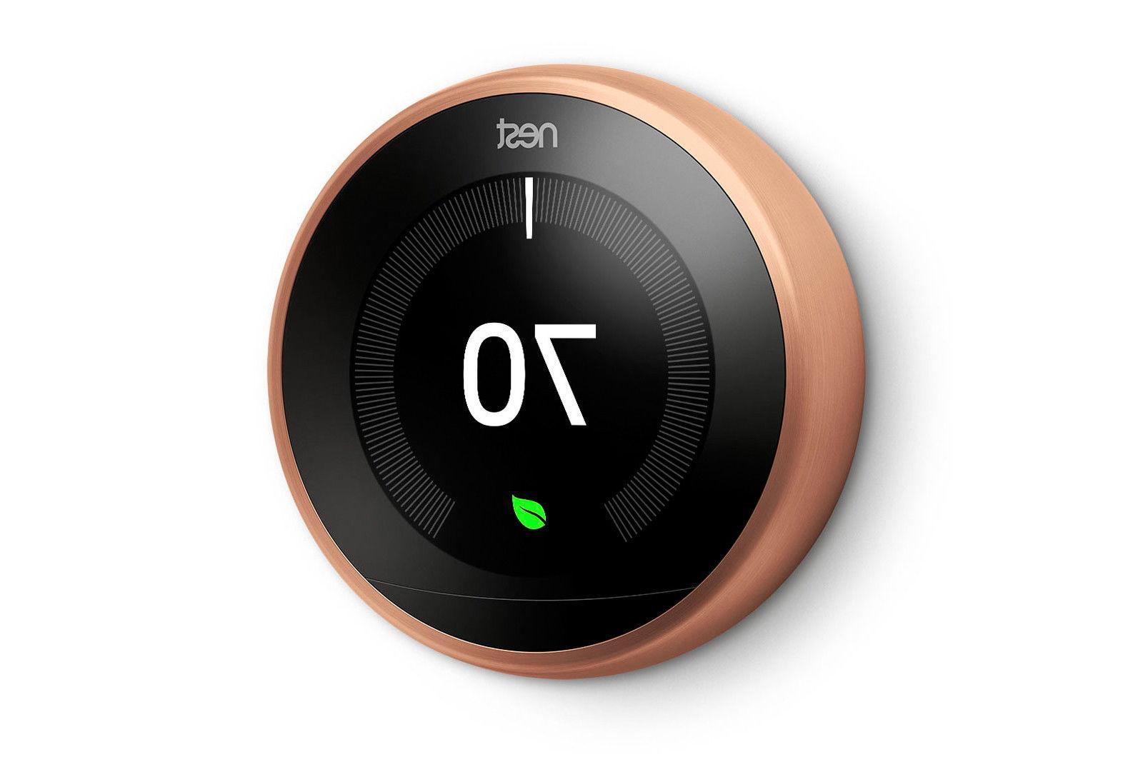 Nest 3rd Generation Google Alexa-Brand New-Sealed