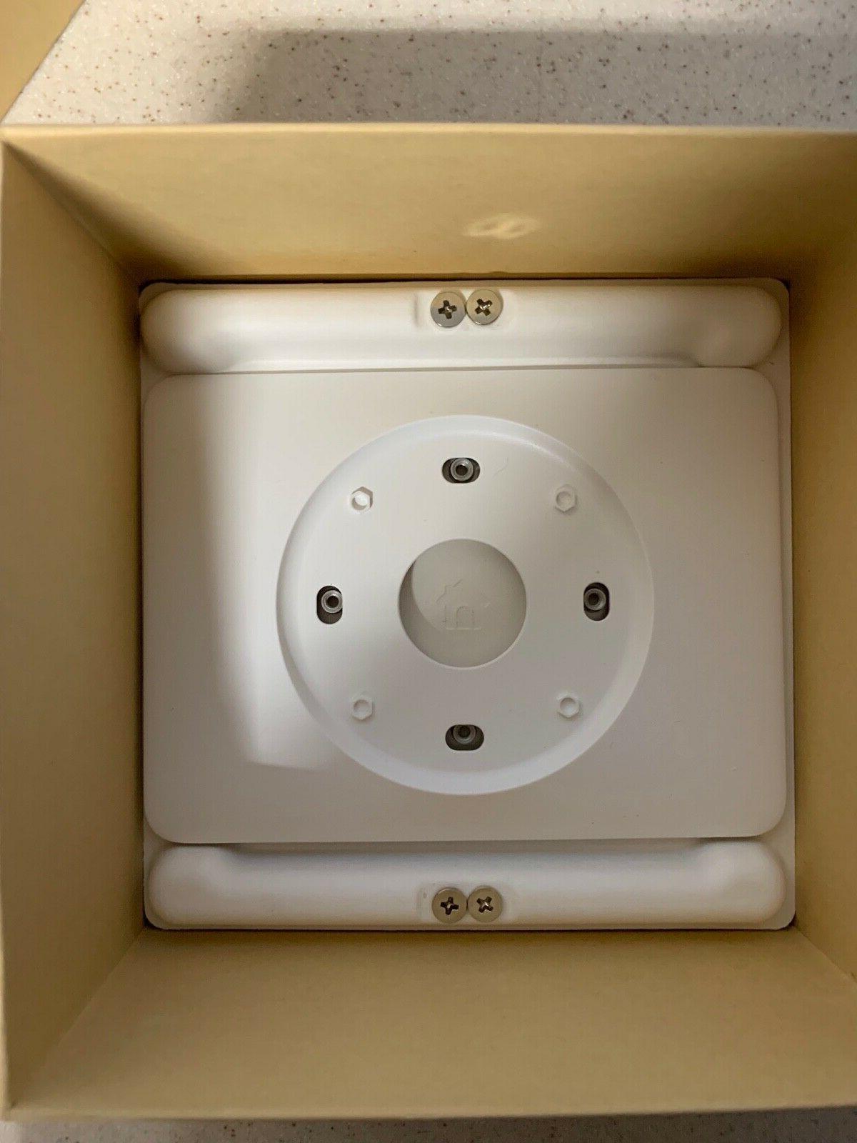 Nest Thermostat Gen Works Home Alexa - Black