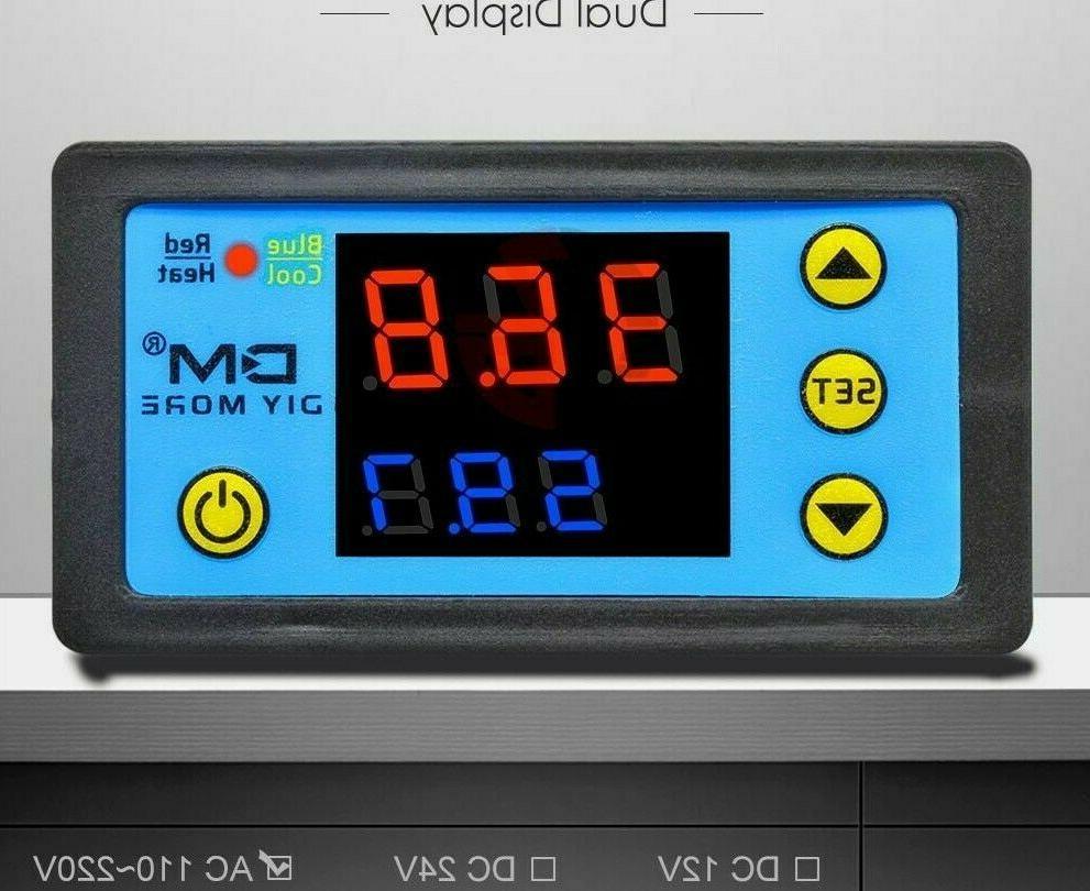 LED Thermostat Temperature Controller Accessories