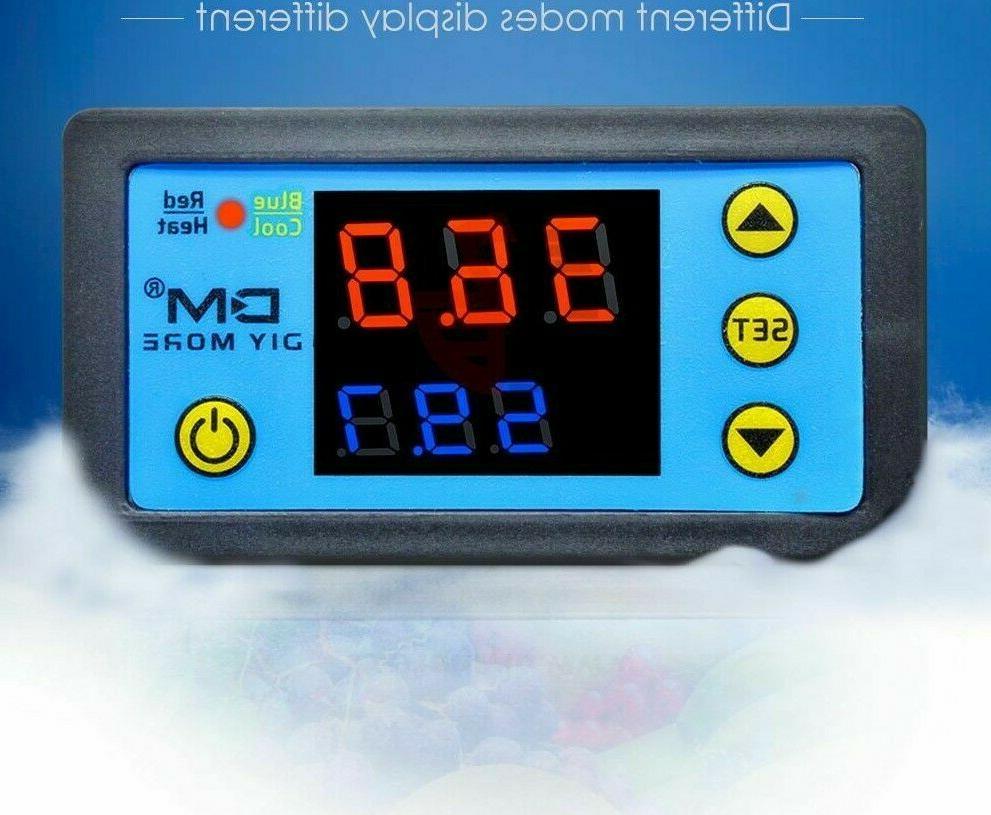 LED Digital Temperature Accessories