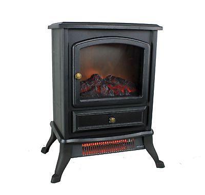 lifesmart lifepro infrared quartz fireplace