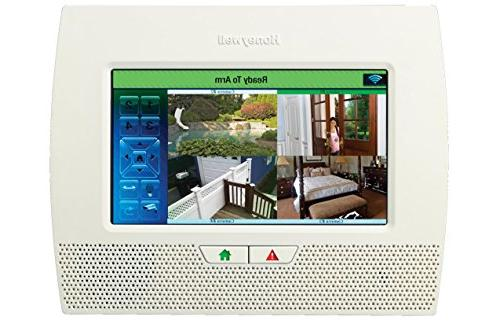 Honeywell Lynx Wireless Residential/Commercial Security Kit and Zwave