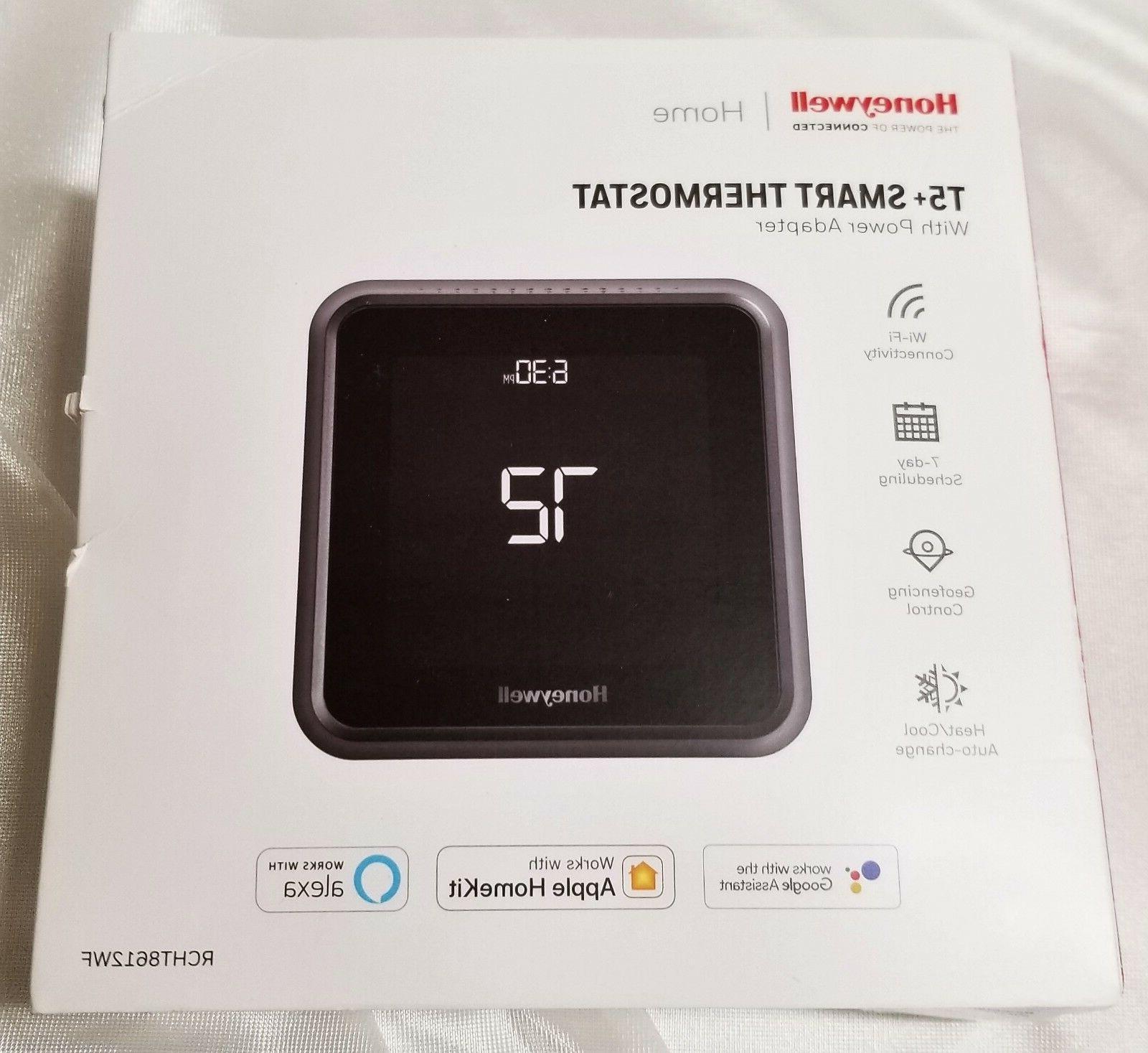 Honeywell Lyric T5+ Wi-Fi Programmable Digital Smart -