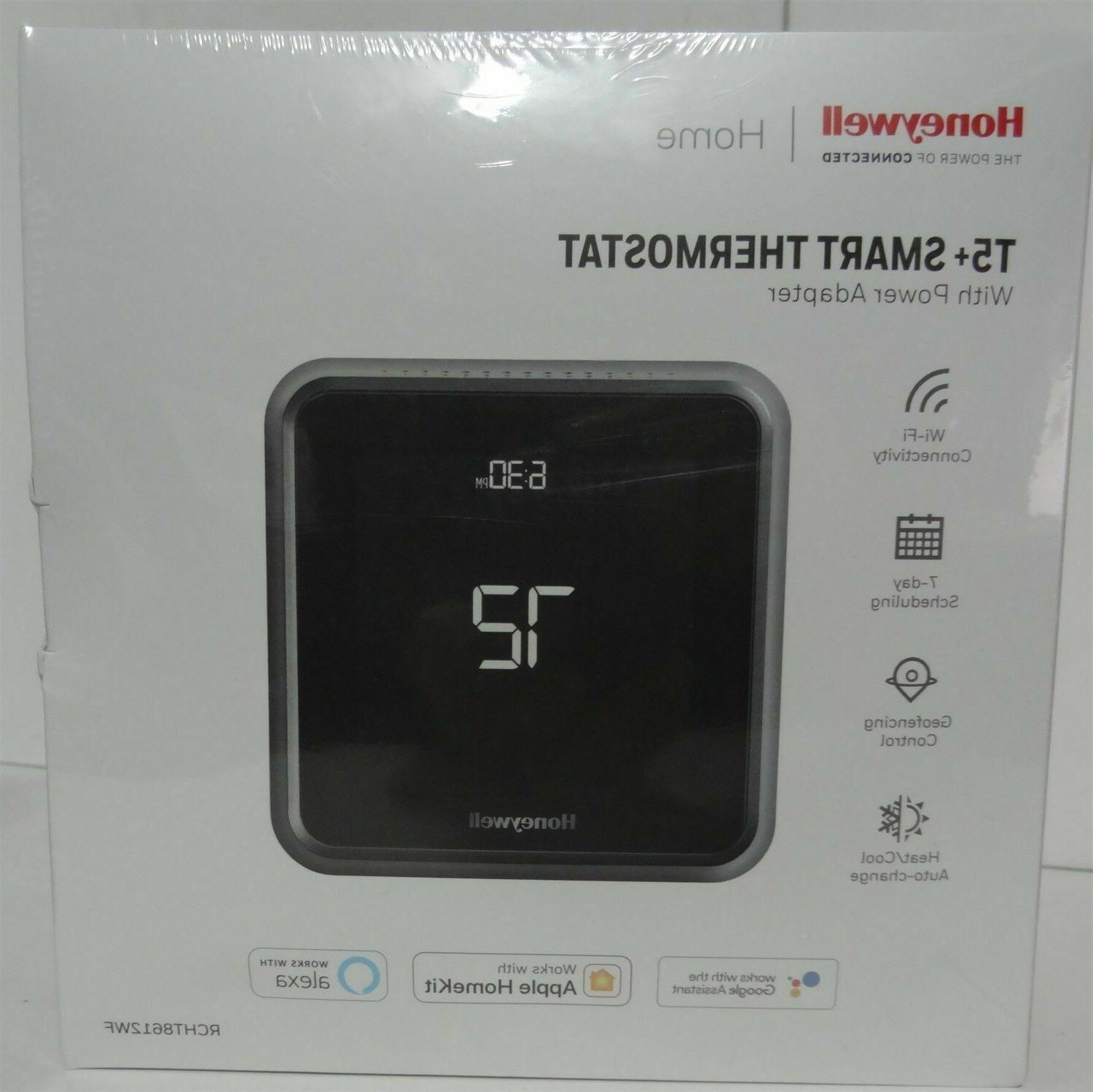 Honeywell Lyric T5+ Wi-Fi Programmable Digital Smart Home Th