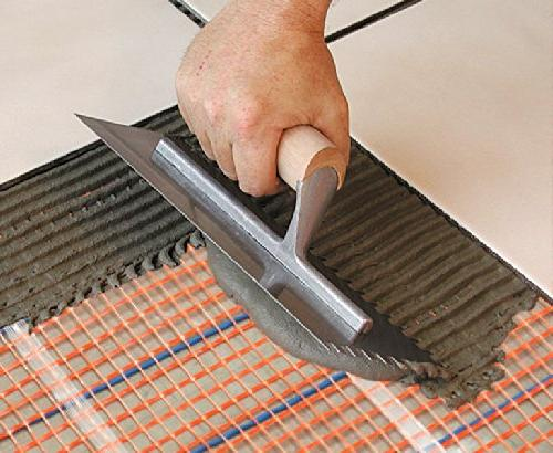 """SunTouch Kit 24""""x17.5' to your space, easily before tile/stone Touch Programmable"""