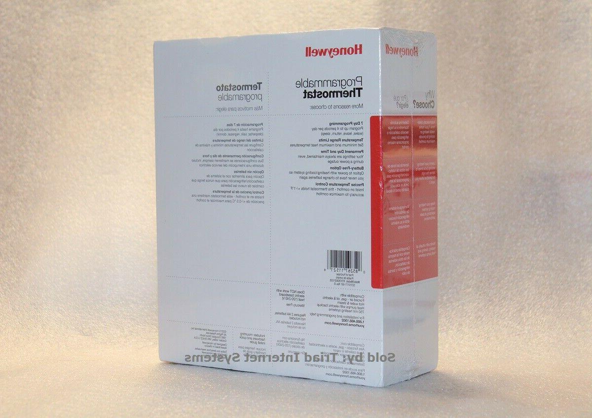 Honeywell Mobile - Easy Install Heat