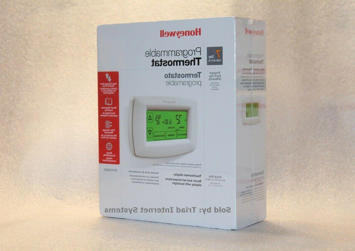 Honeywell Mobile - w/ Electric Heat or Heat
