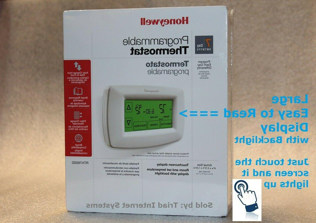 mobile home thermostat easy install ac w