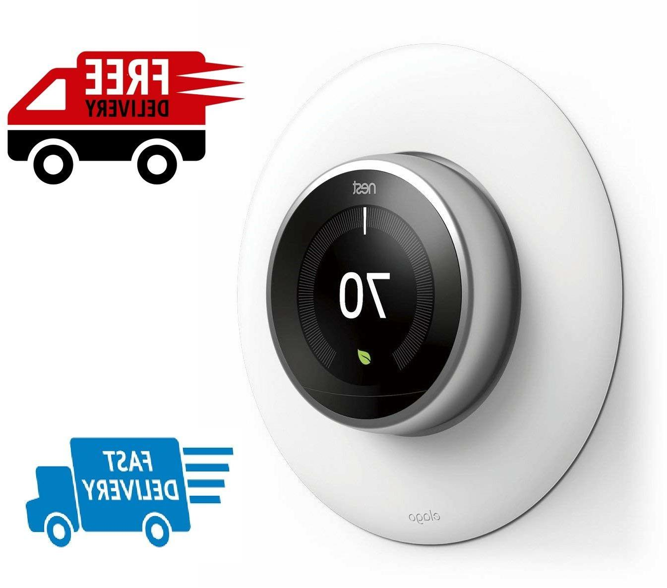 New Home Tools Wall Plate Cover for Nest Learning Thermostat