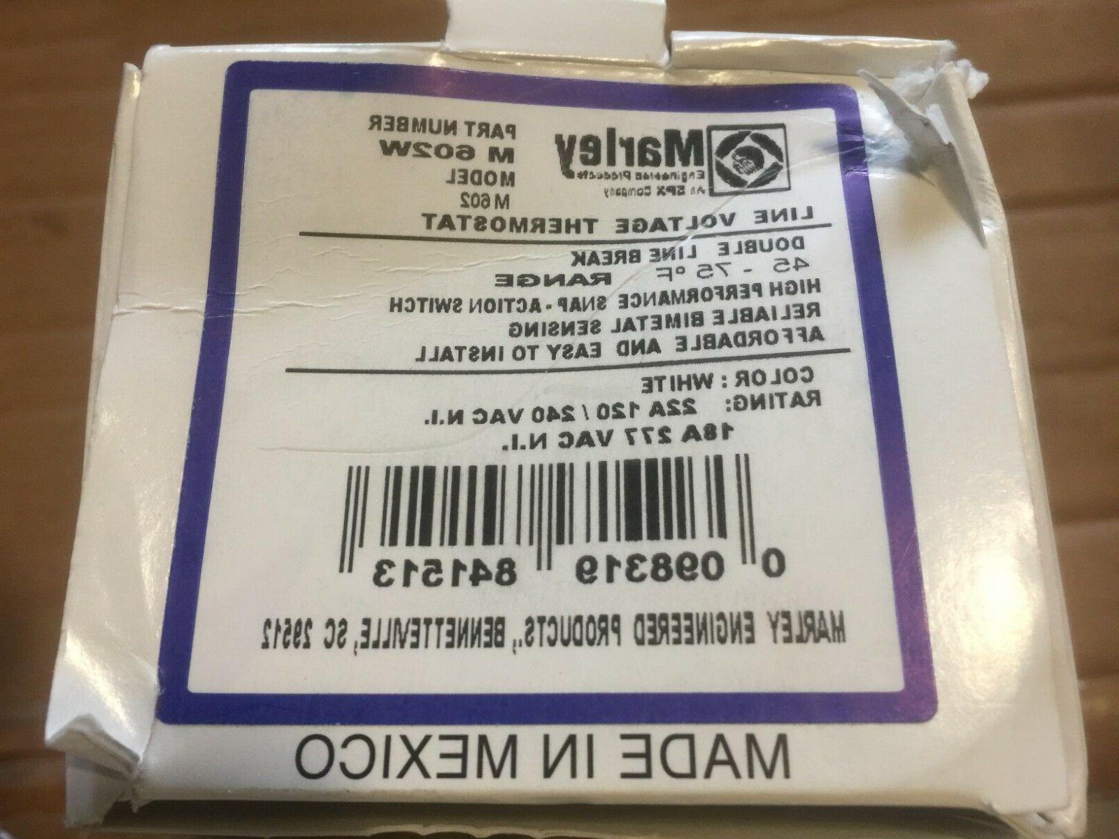 new in box m602w qmark electric line