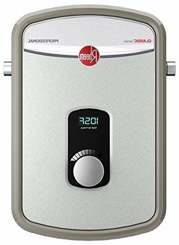 NEW Rheem RTEX-13 240-Volt   13kW Electric Tankless Water He