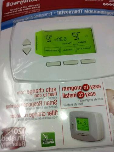 New Sealed Honeywell 7 Day Programmable RTH7500D