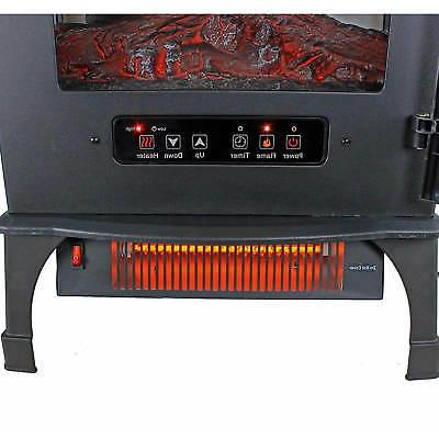 NEW Living Infrared Home Fireplace