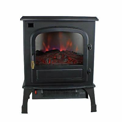NEW Infrared Deluxe Home Fireplace Stove -