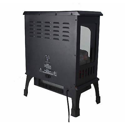 NEW Warm Living Infrared Deluxe Home Electric Fireplace