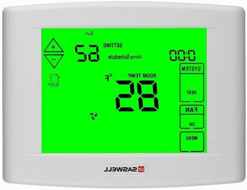 new wifi home thermostat w smart wi