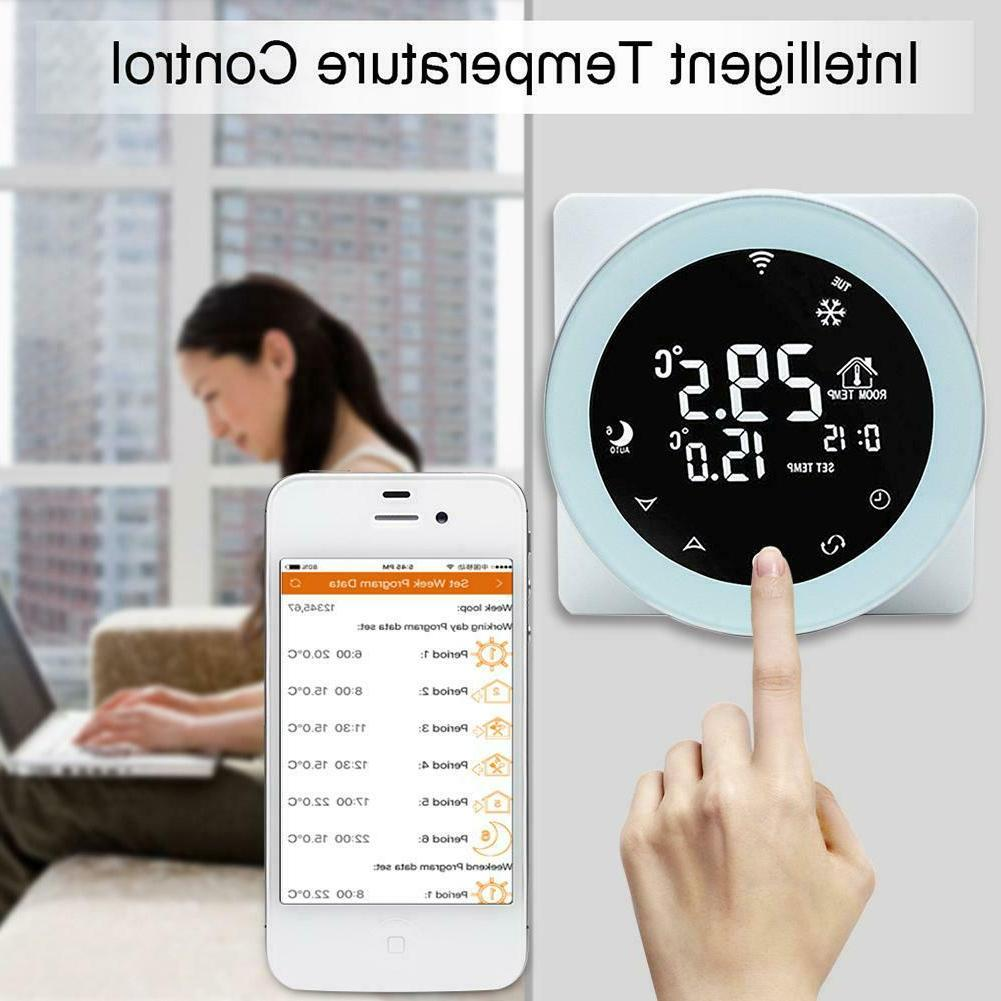 wifi thermostats temperature controller for electric heating