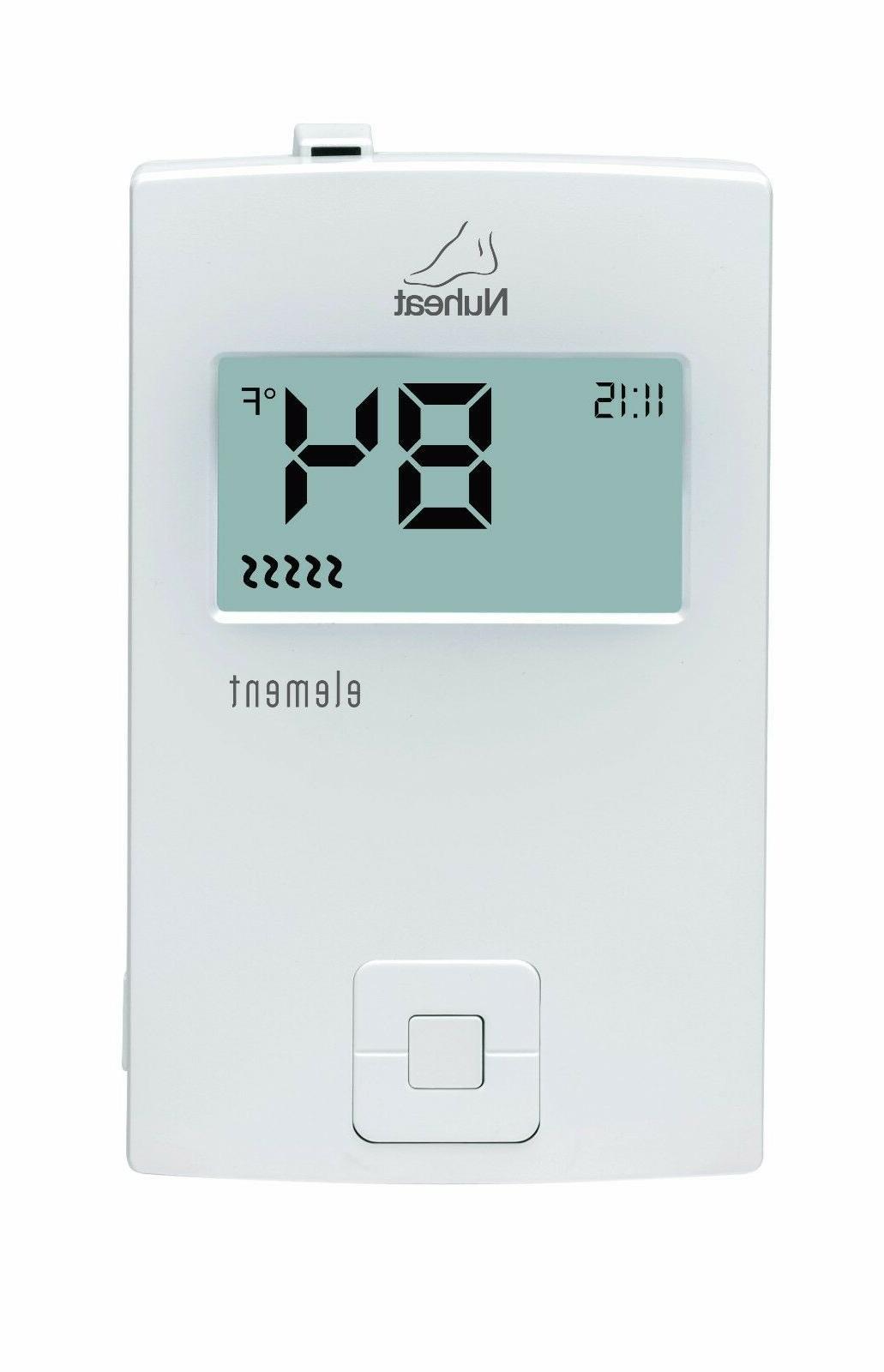 Nuheat Thermostat Element