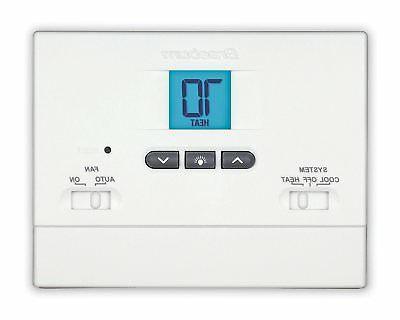 OpenBox BRAEBURN 1000NC Thermostat, Value Non-Programmable,