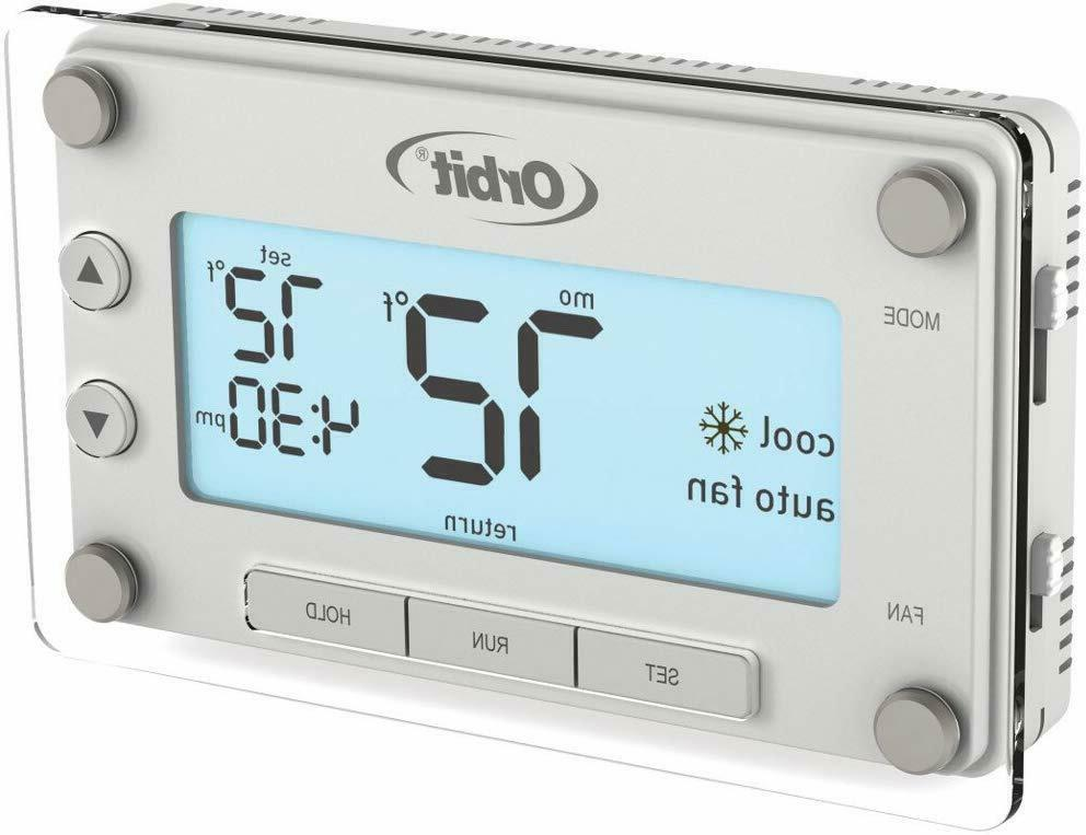 Orbit Clear Comfort ProgrammableThermostat with Display