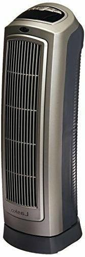 Lasko Oscillating Ceramic Heaterz, Model 755320, 1 ea