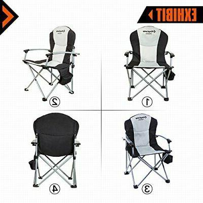 Outdoor Steel Chair Bag Cooler