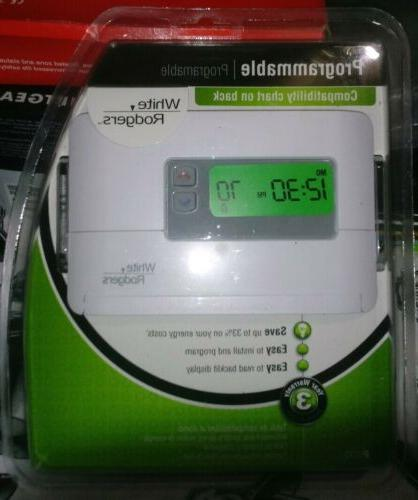 p200 1 day programmable thermostat