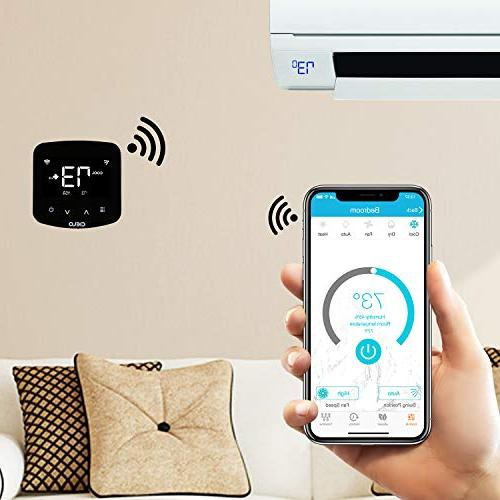 Air Conditioner | with & Google Home, Web Power up like thermostat OR
