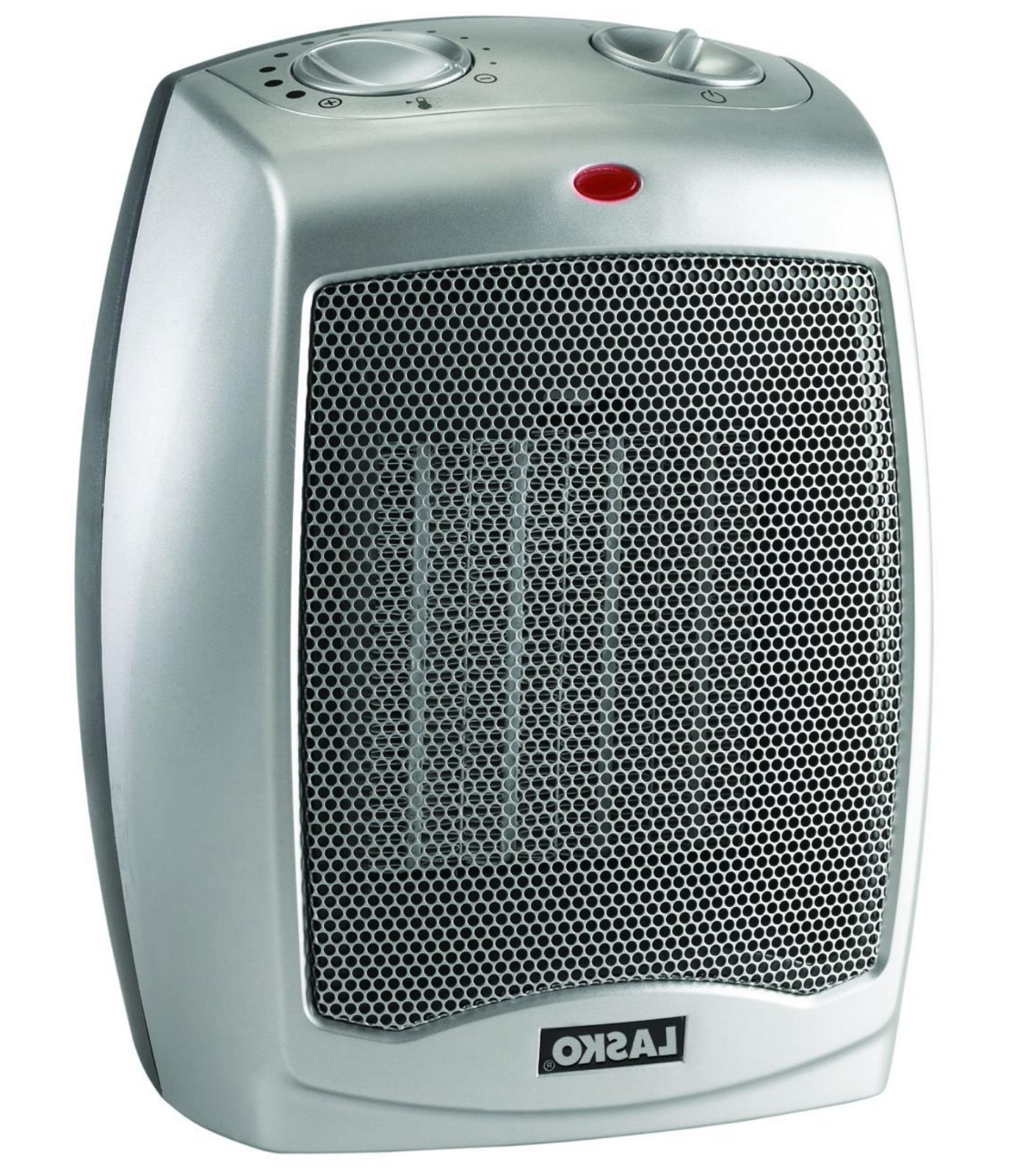 Portable & Reliable Ceramic Heater - Perfect For the Home or