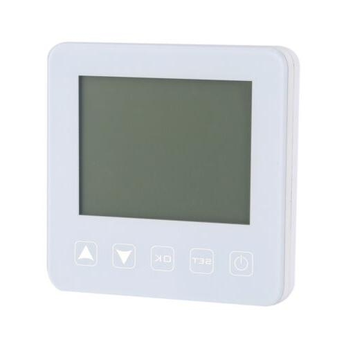 Programmable LCD Screen Home Temperature Controller