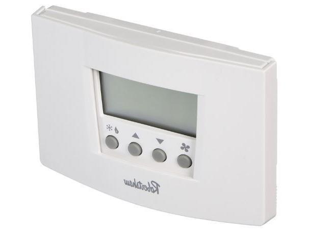 Programmable Thermostat Heat Pump Digital Display 7 Day Heat