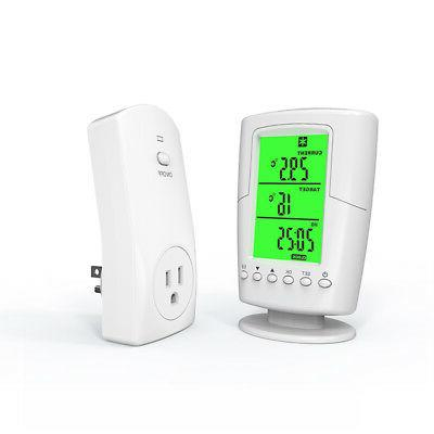 Programmable Wireless Home Remote Plug